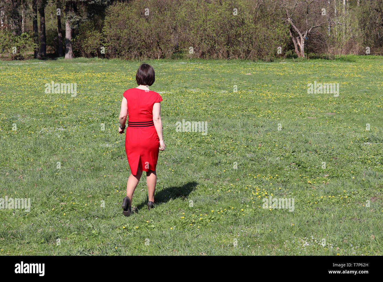 Stockfotosamp; Alamy Dress Run Woman Bilder b6Iyvgf7Y