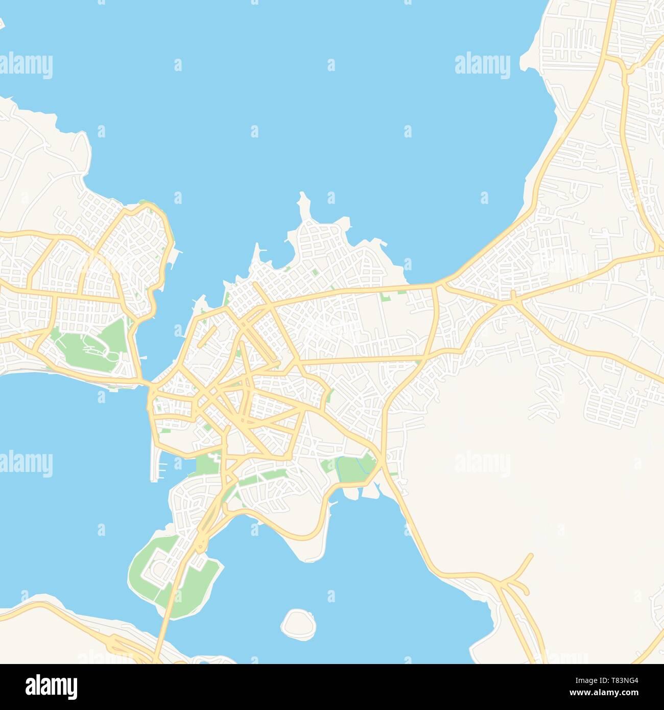Greece Abstract Vector Map Stockfotos & Greece Abstract Vector Map on