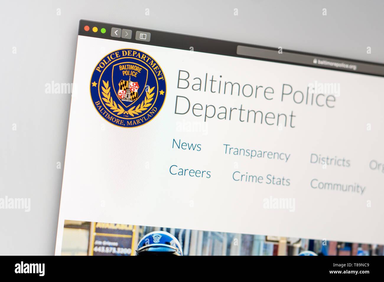 Polizeibeamte datieren Websites