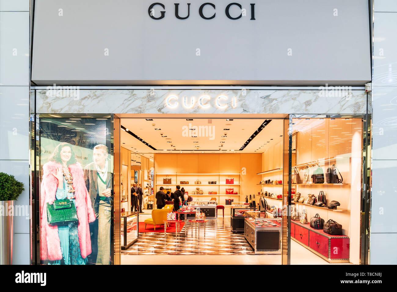 bc7872dba90d3 Gucci Handtasche Stockfotos   Gucci Handtasche Bilder - Alamy