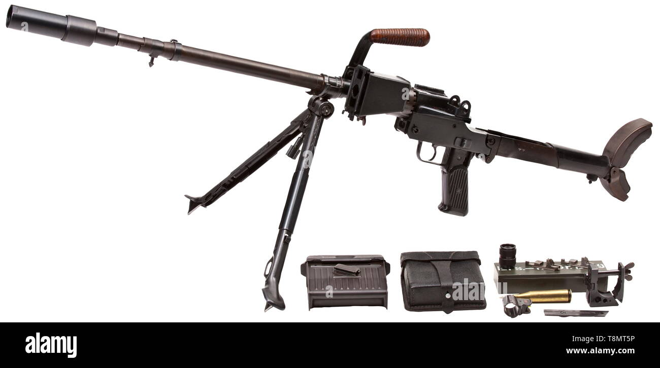 klingelton maschinengewehr