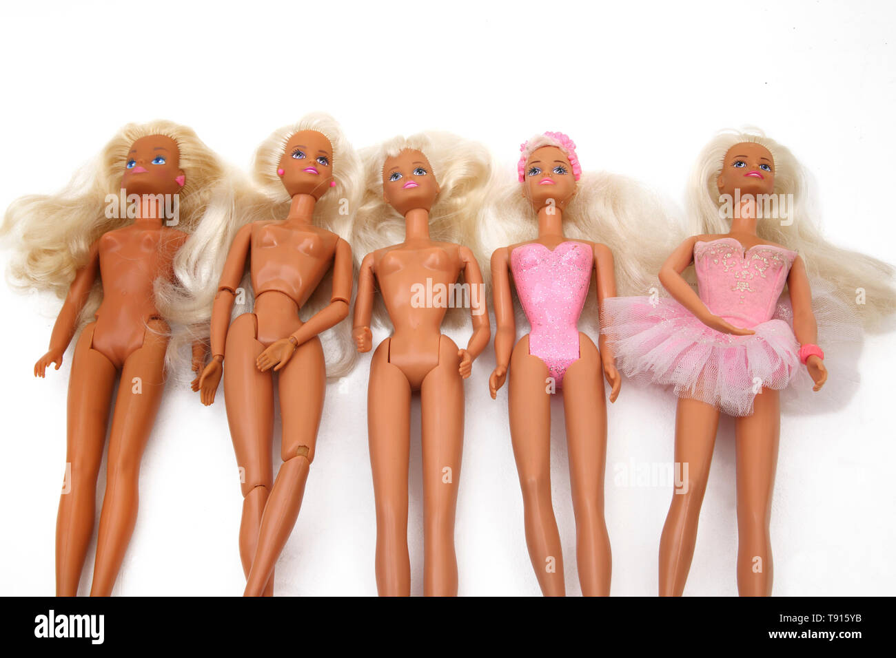 Vintage sindy Puppen Was ist die Erklärung, warum Carbon-Dating funktioniert