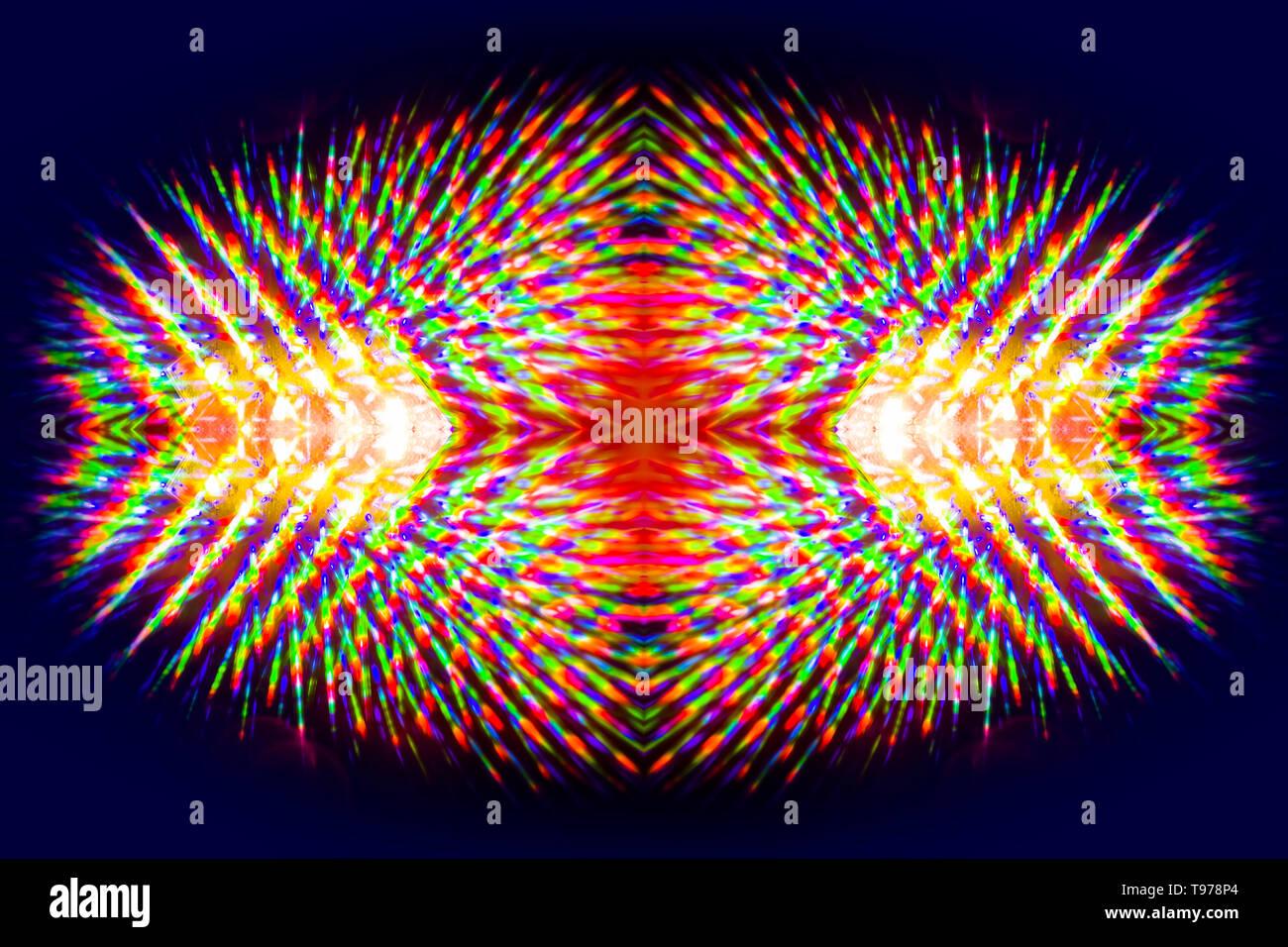 abstrakten bunten Hintergrund Stockbild