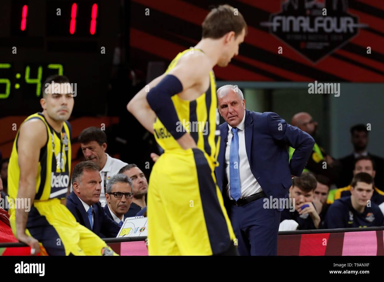 euroleague halbfinale 2019