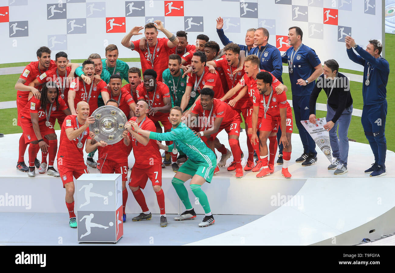 Team 1 Fc Bayern Munich Stockfotos & Team 1 Fc Bayern Munich