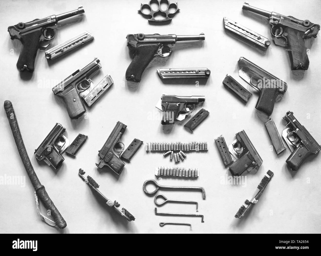 Luger-Pistolen datieren Internet-Dating Ballymoney