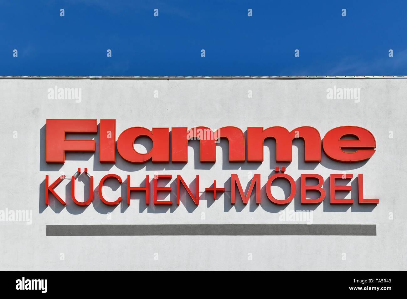 Flamme Küchen und Möbel, Freiheit, Spandau, Berlin, Deutschland ...