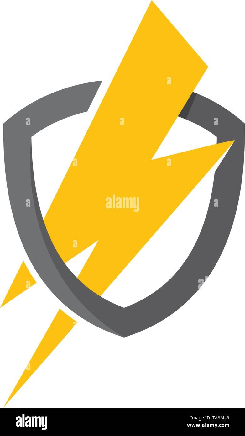 Blitzschutz Stock Vektorgrafiken kaufen   Alamy