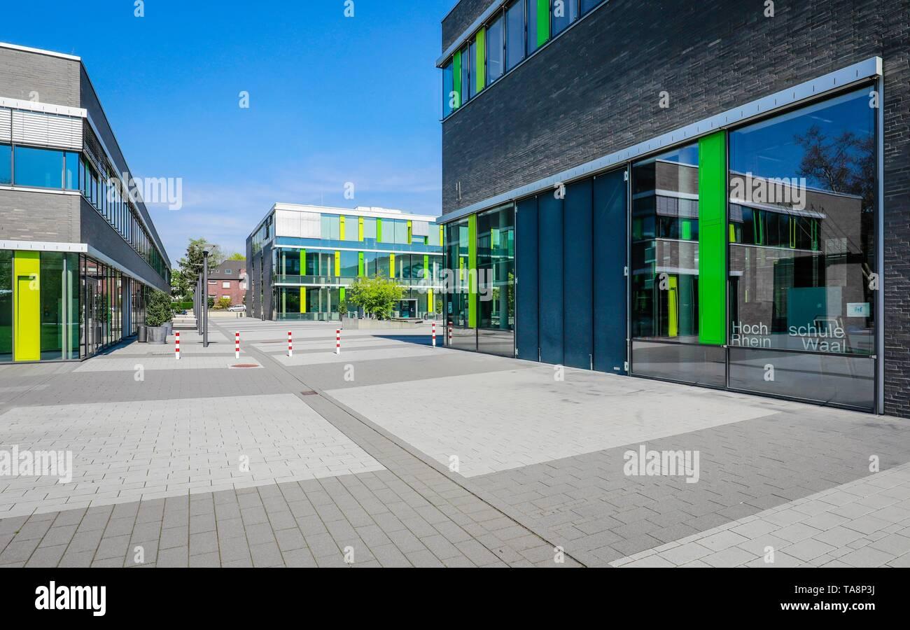 Euregio Rhein-Waal Hochschule für Angewandte Wissenschaften ...