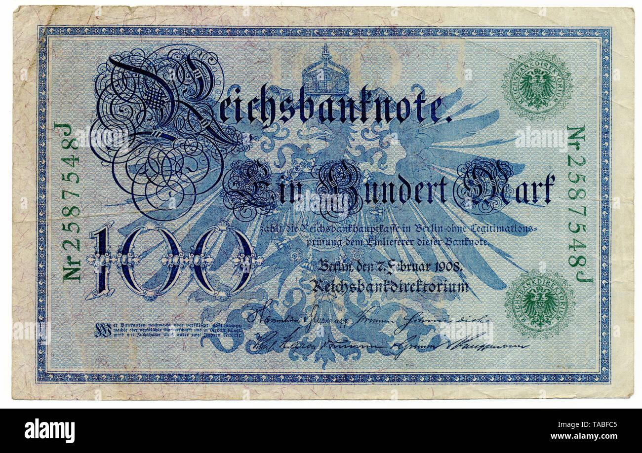 Datieren australische Banknoten