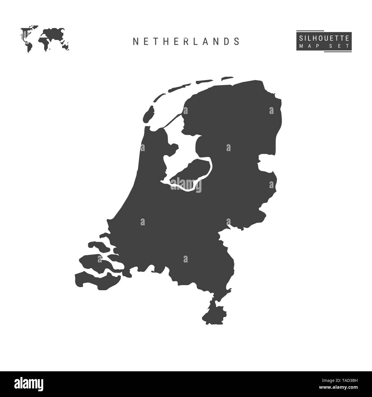 Niederlande Karte Umriss.Landkarte Von Holland Stockfotos Landkarte Von Holland Bilder Alamy