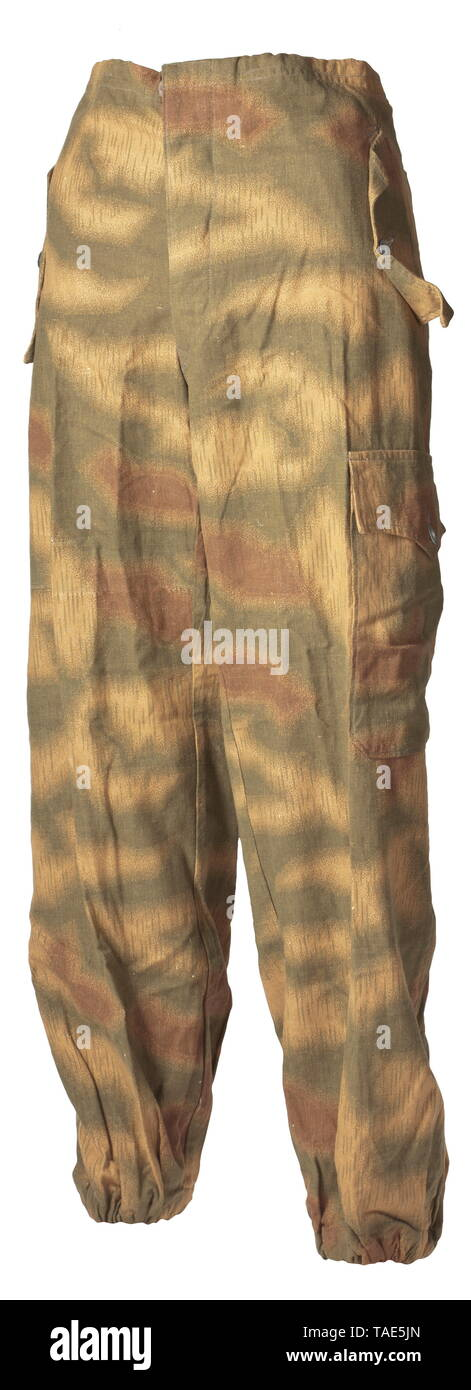 Camouflage Trousers Stockfotos & Camouflage Trousers Bilder