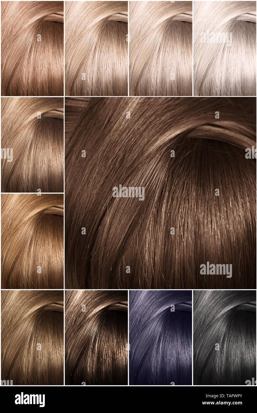 Haartönungen Stockfotos Haartönungen Bilder Alamy