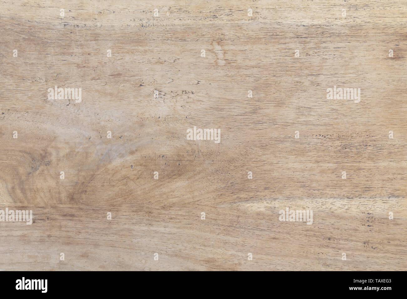 Nahaufnahme einer braunen Holz- hintergrund Vorlage Stockfoto