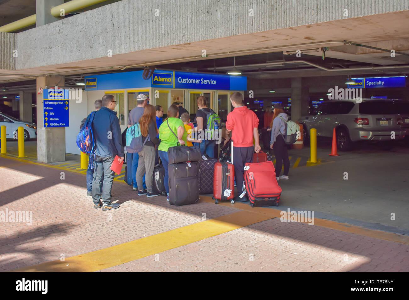 A Airport Car Rent Stockfotos und  bilder Kaufen   Alamy