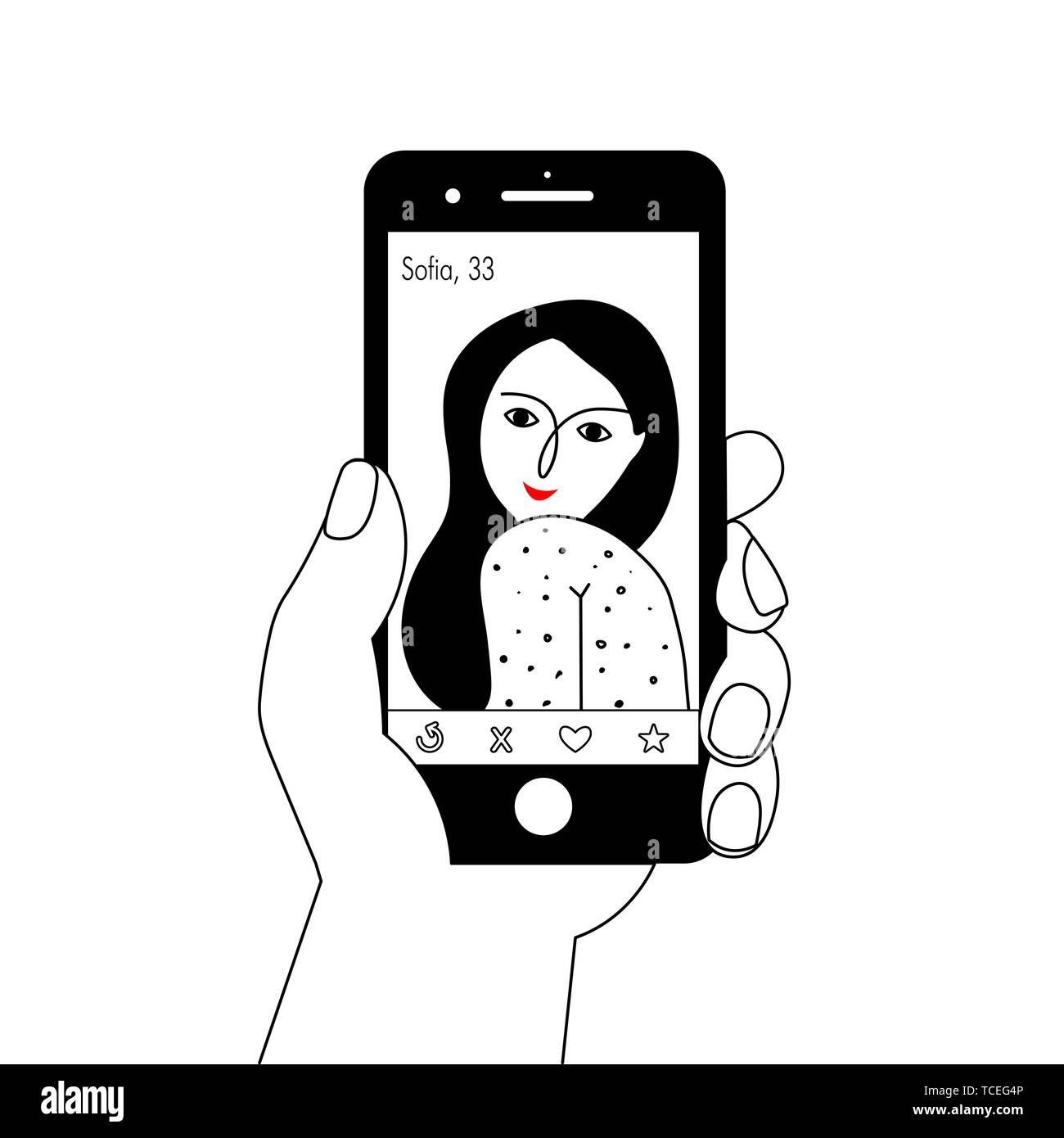 Kostenloses Dating für Mobiltelefone