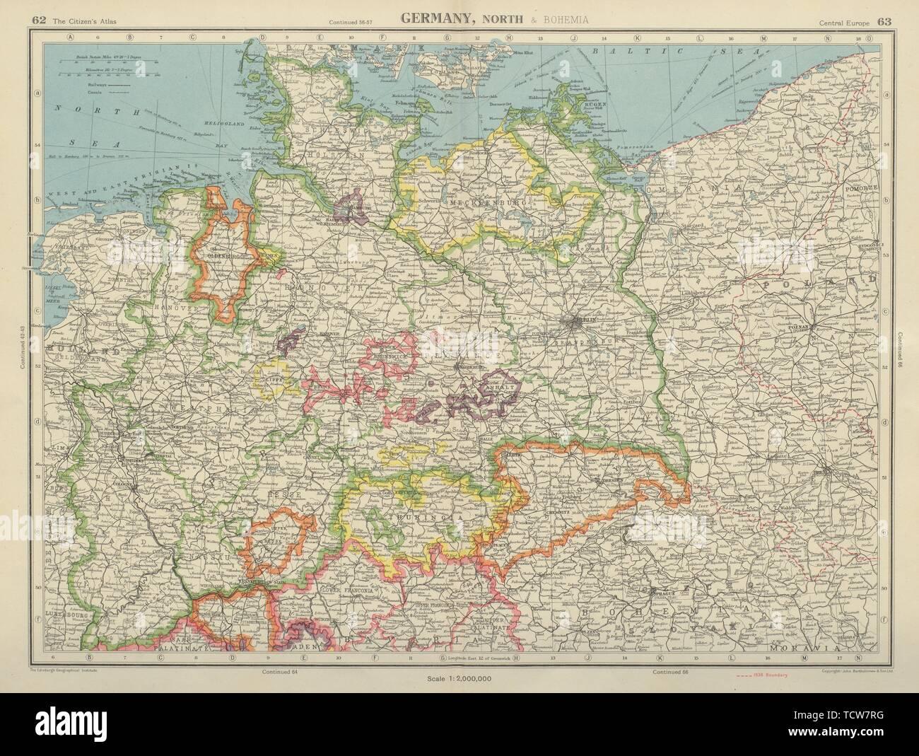 Usedom Karte Grenze.Deutschland Polen Grenze Stockfotos Deutschland Polen Grenze