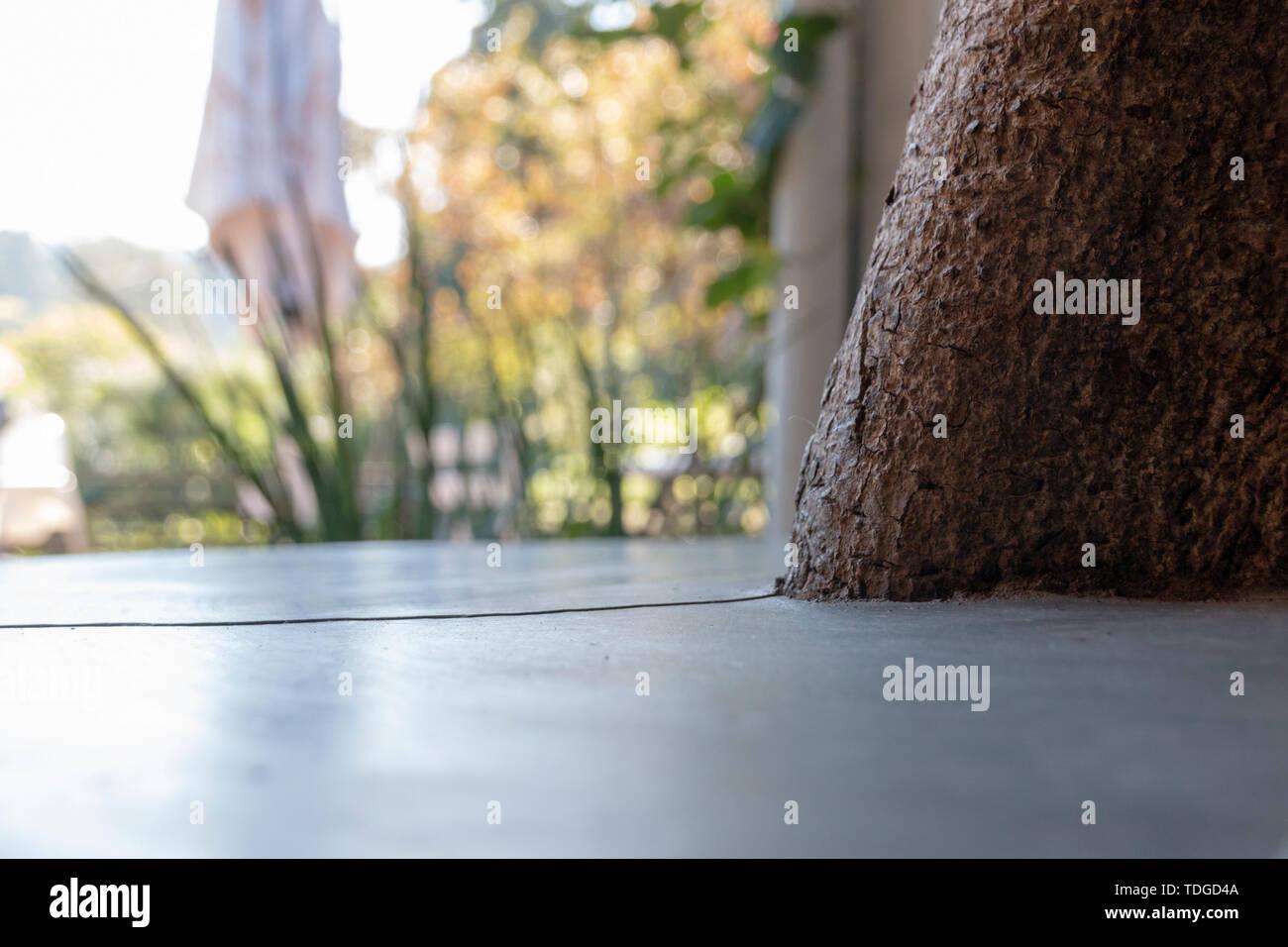 Relativ Glatte Betonoberfläche Stockfotos & Glatte Betonoberfläche Bilder UY48