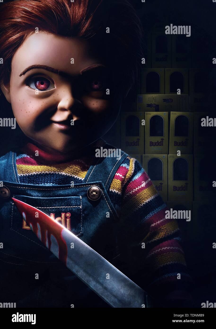 CHILD'S PLAY (2019). Quelle: ORION BILDER / Album Stockbild