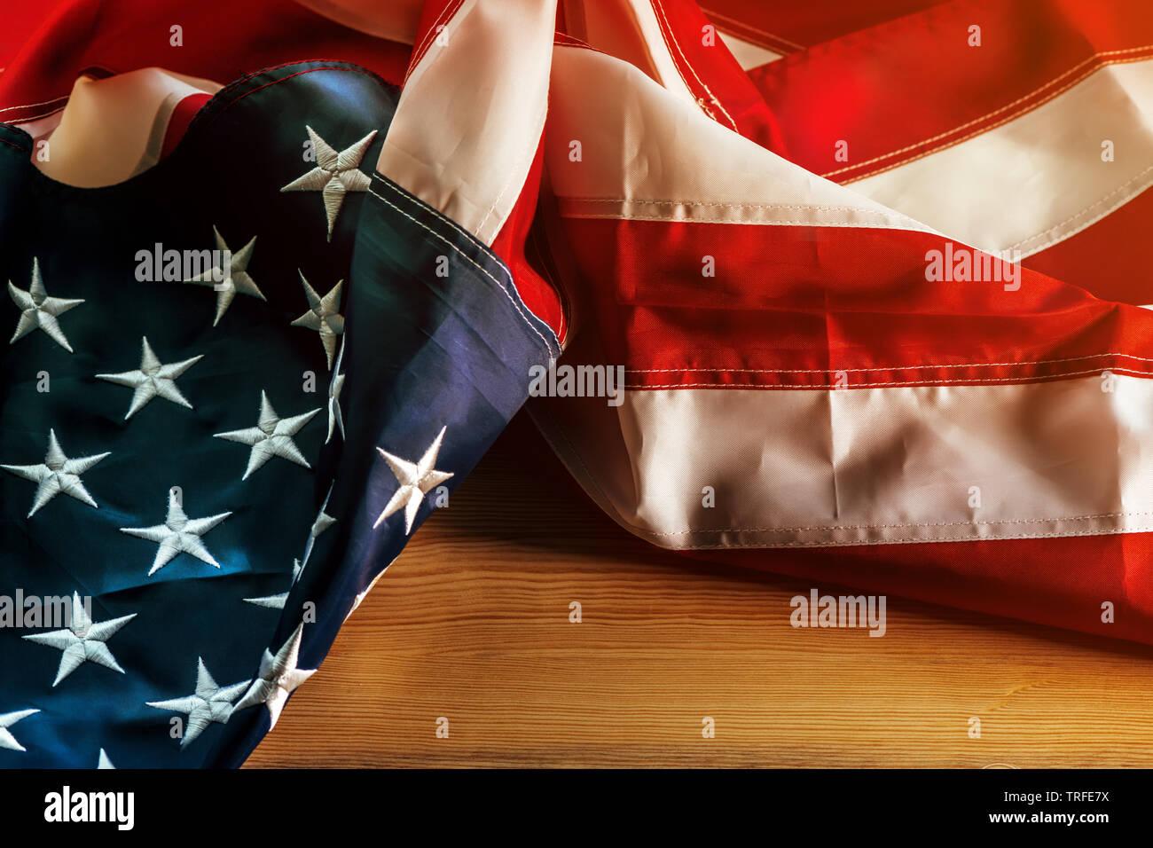 *** Neu US Flagge Stars & Stripes groß *** Fahne USA