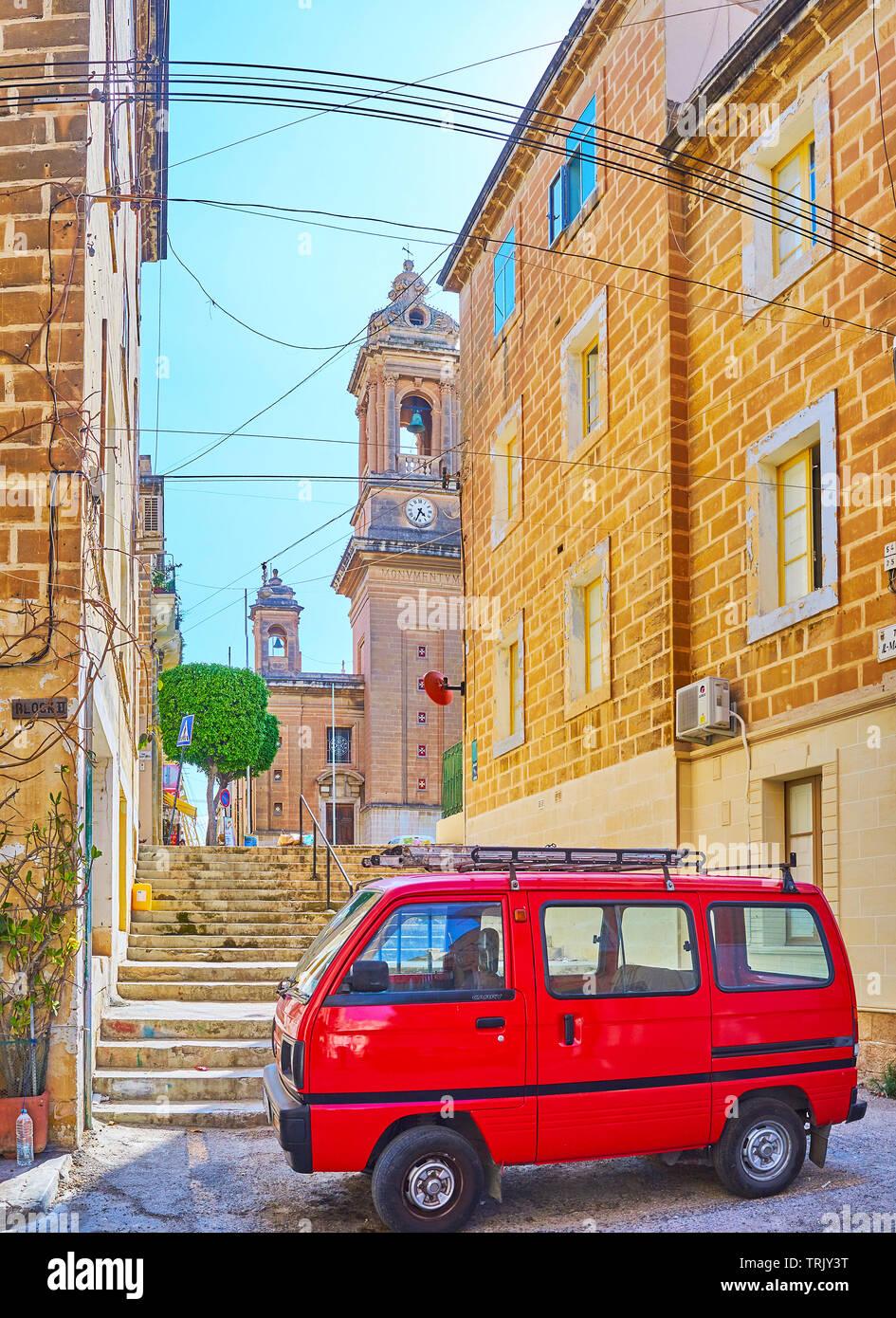 Mini Maltese Stockfotos Mini Maltese Bilder Alamy