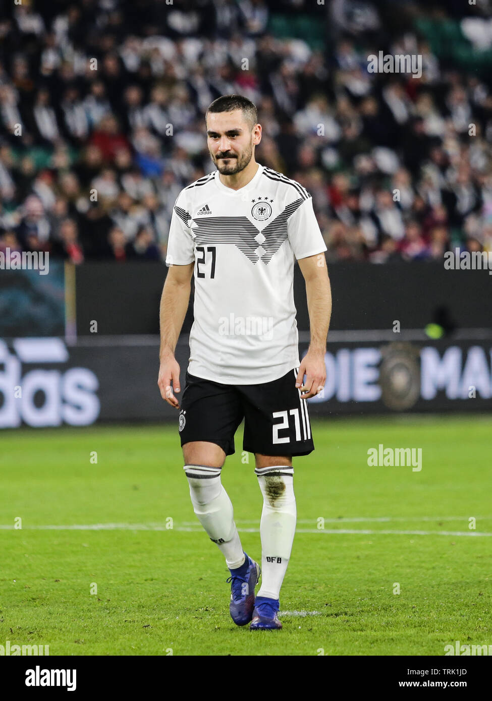 Wolfsburg Deutschland 20 Marz 2019 Deutscher