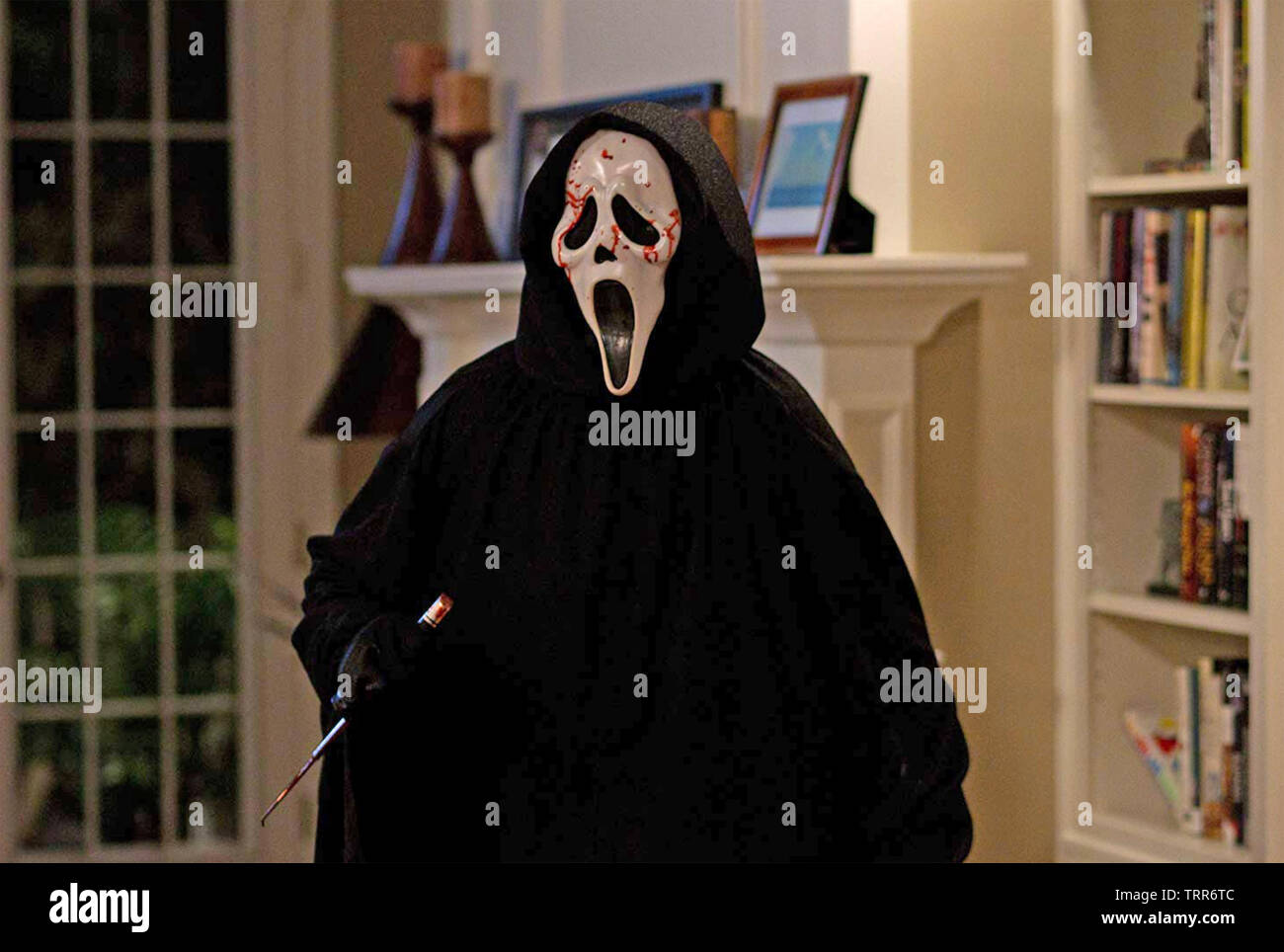 SCREAM 4 - 2011 Dimension Filme Produktion Stockbild
