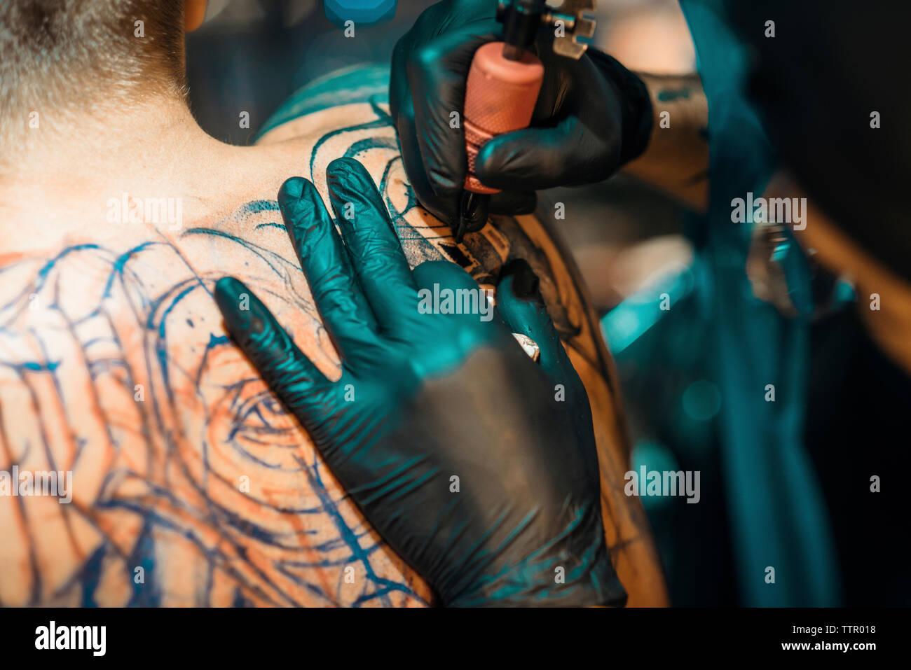 Tattoo ringe baum der herr 25 Mystische