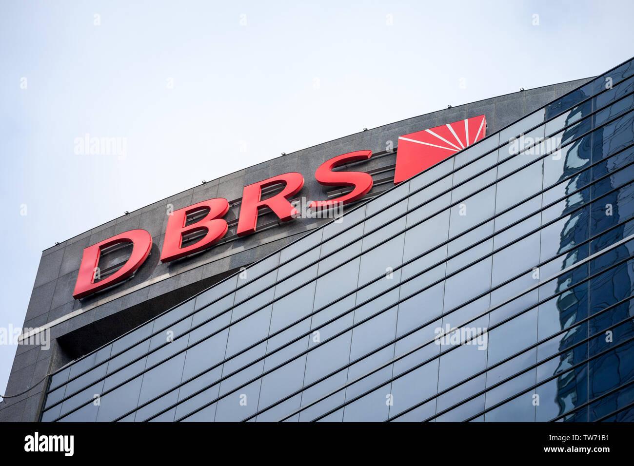 Dbrs Logo Stockfotos und -bilder Kaufen - Alamy