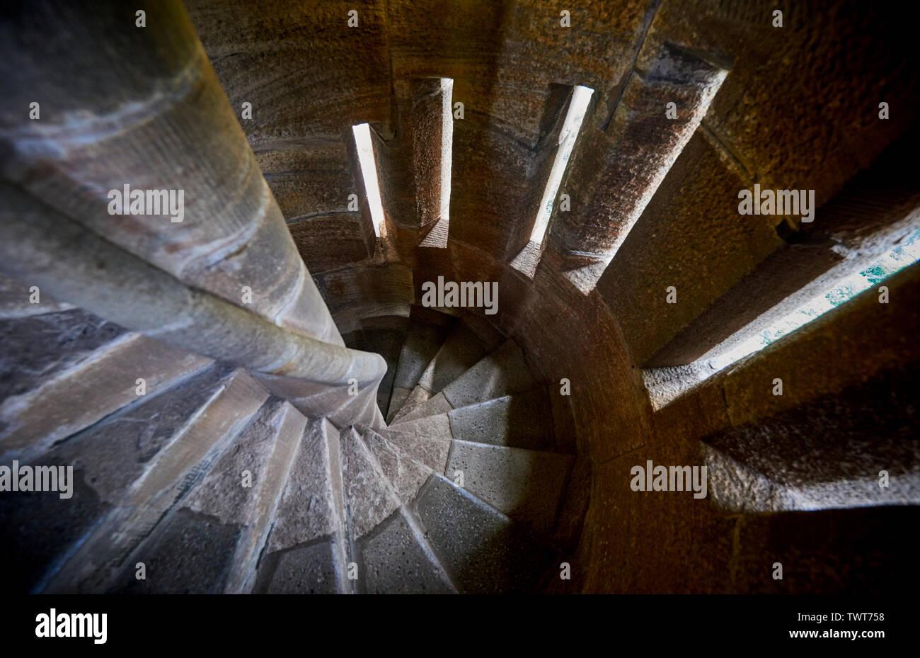 Stirling Schottland (scwm) Stockfoto