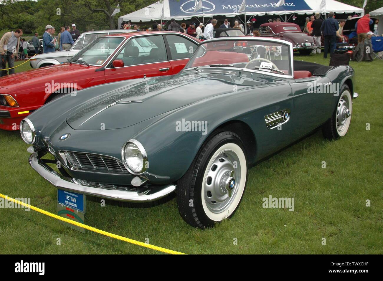 1957 Bmw 507 Stockfotos Und Bilder Kaufen Alamy