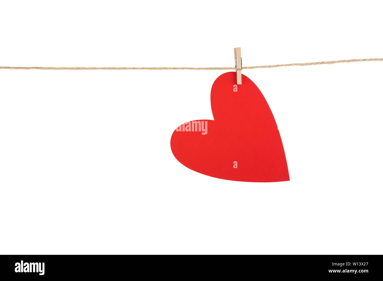 Herz symbol leeres Wie mache