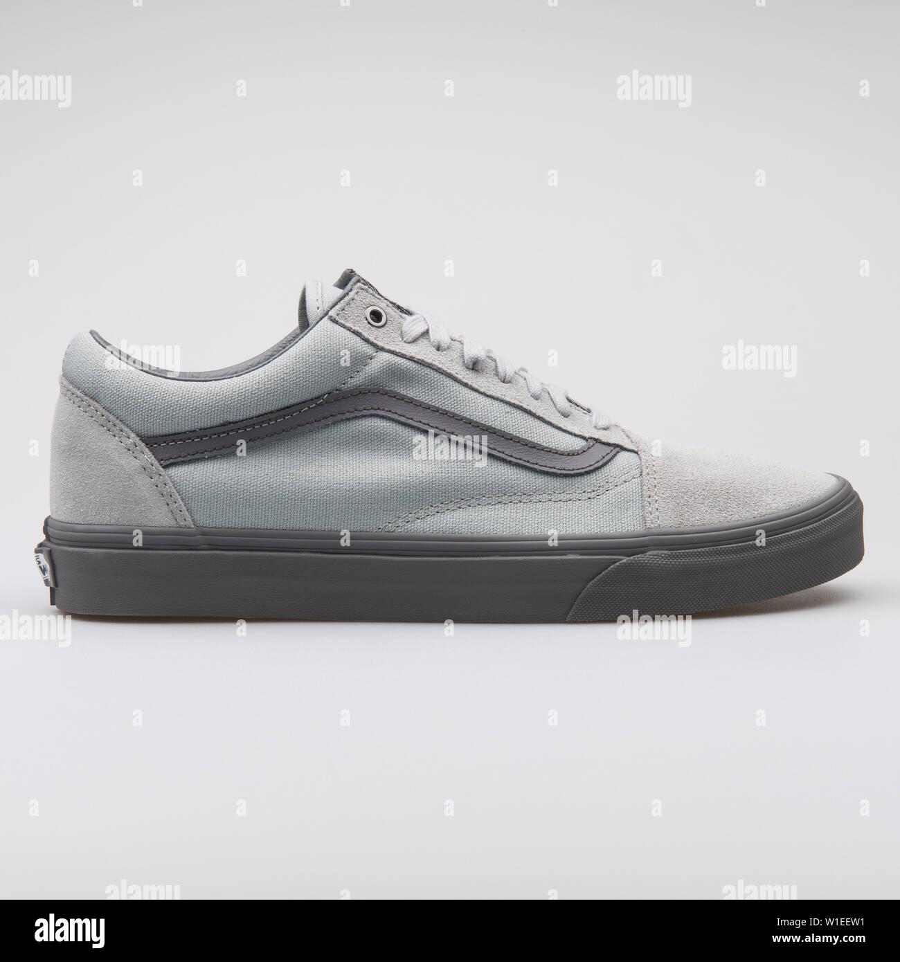 Stilvoll Vans Camden Stripe Sneaker schwarz Damen