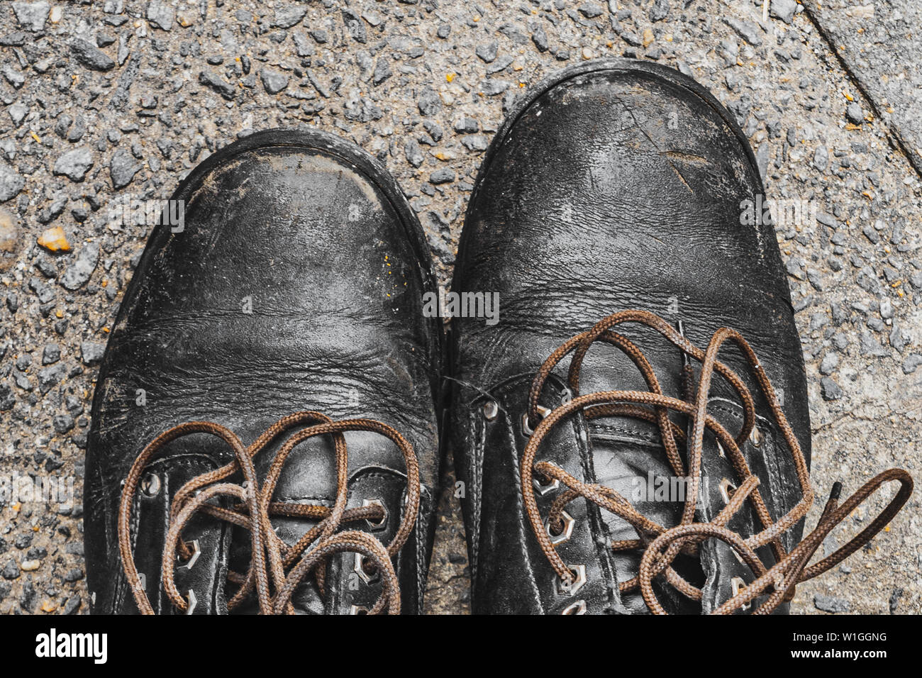 the best attitude f536e 3e357 Zement Schuhe Stockfotos & Zement Schuhe Bilder - Alamy