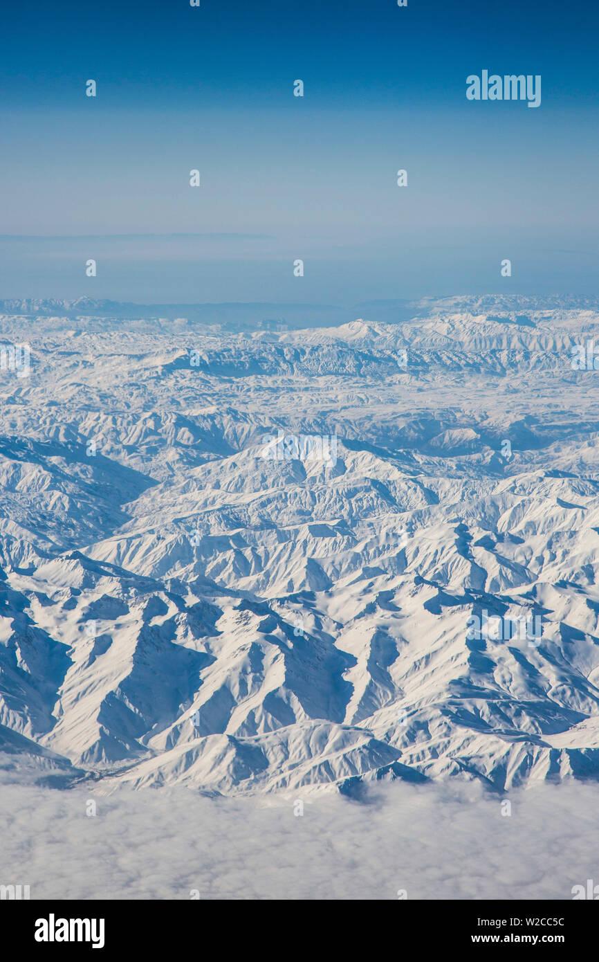 Kuristan Region in der östlichen Türkei nahe der iranischen Grenze Stockfoto