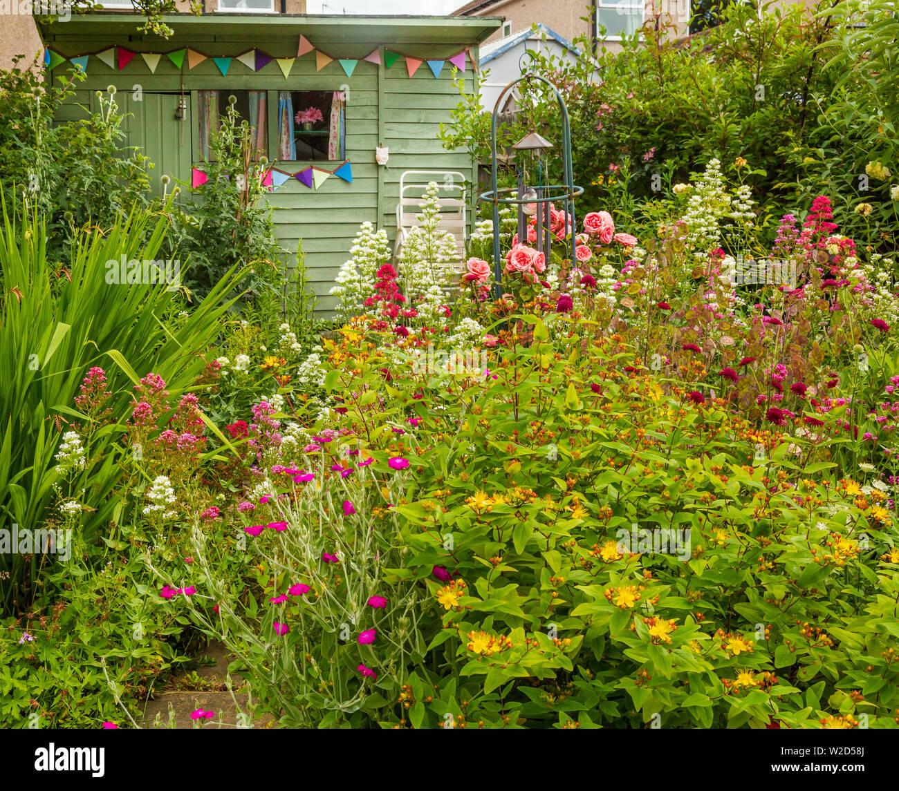 Englischer Gartenschuppen Stockfotos und bilder Kaufen Alamy