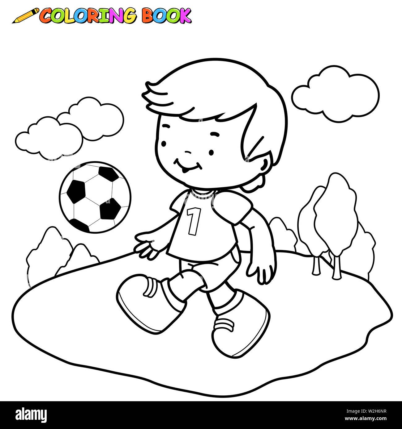 fußball illustration stockfotos  fußball illustration