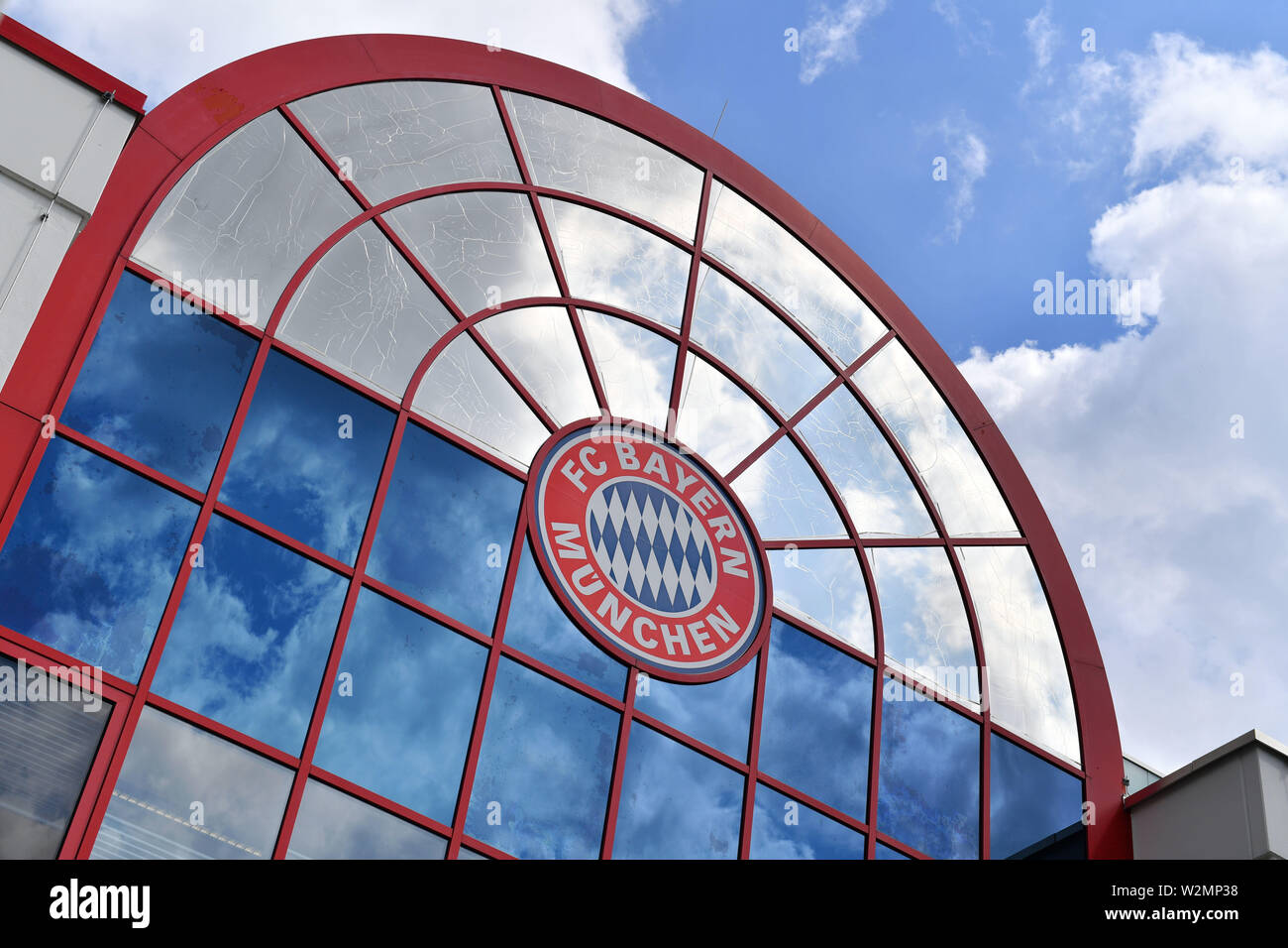 Bayern Munchen Club Wappen Club Logo Business Office