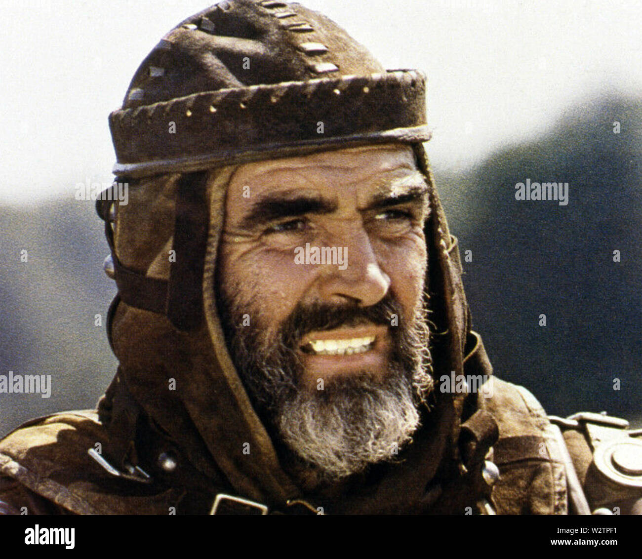 ROBIN UND MARIAN 1976 Columbia Pictures Film mit Sean Connery als Robin Hood Stockfoto