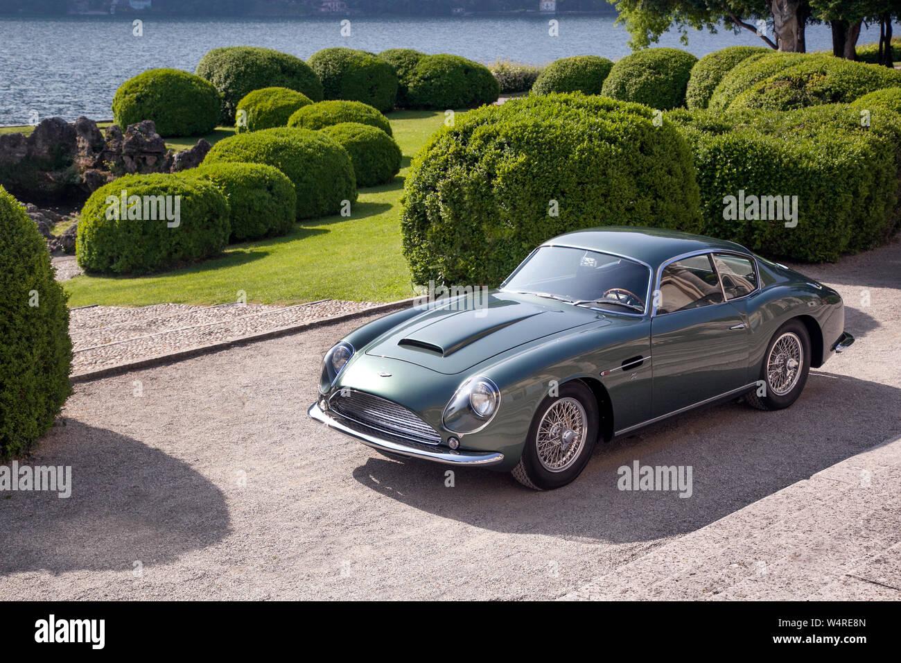 Aston Martin Db4 Gt Zagato Stockfotos Und Bilder Kaufen Alamy