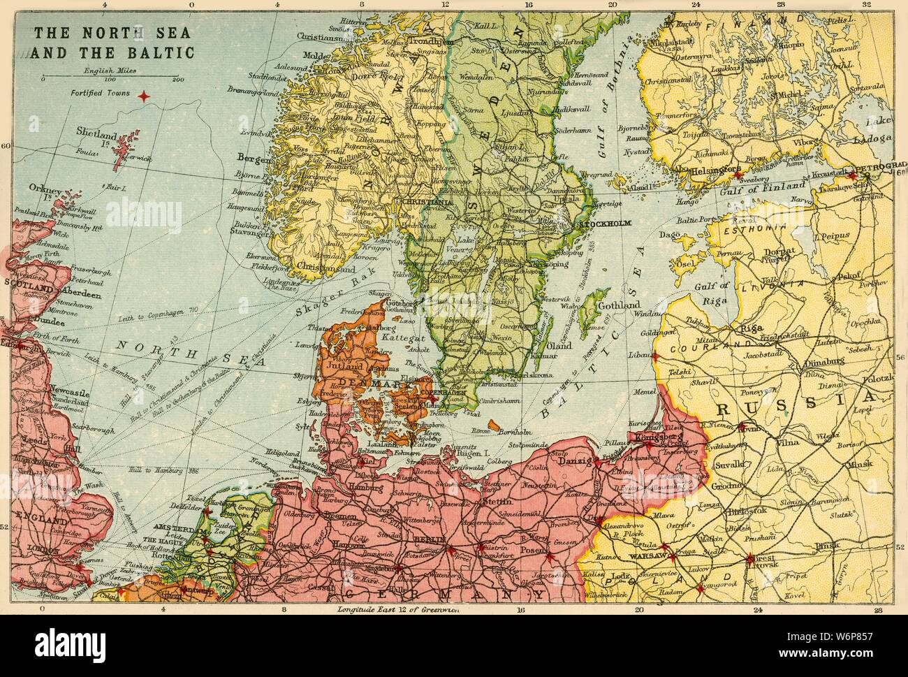 Karte Schweden Dänemark Deutschland.Map Geography Norway Stockfotos Map Geography Norway Bilder
