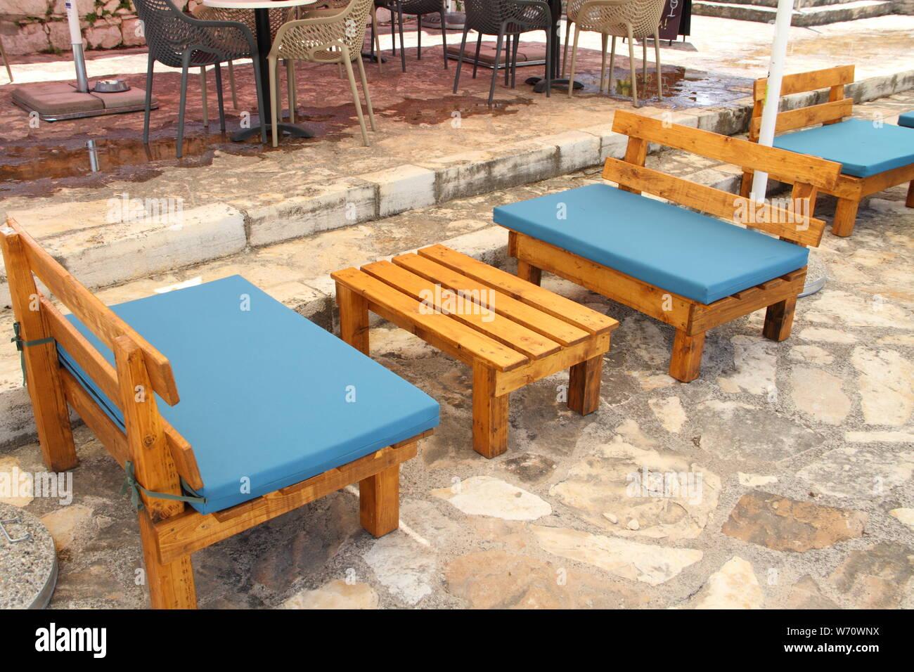 Sofa Aus Paletten Stockfotos & Sofa Aus Paletten Bilder - Alamy