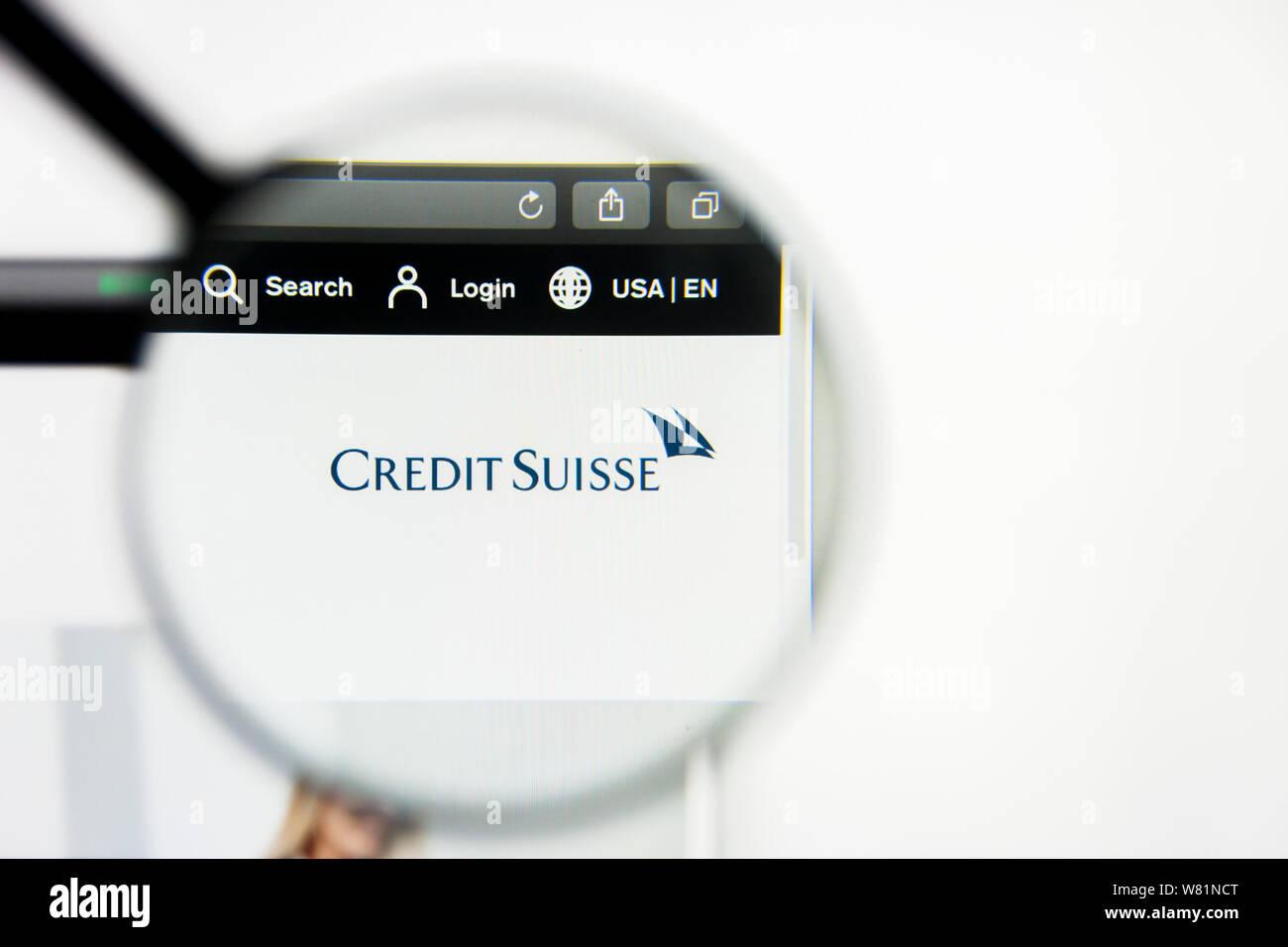 Credit Suisse Zeichen Stockfotos und  bilder Kaufen   Alamy