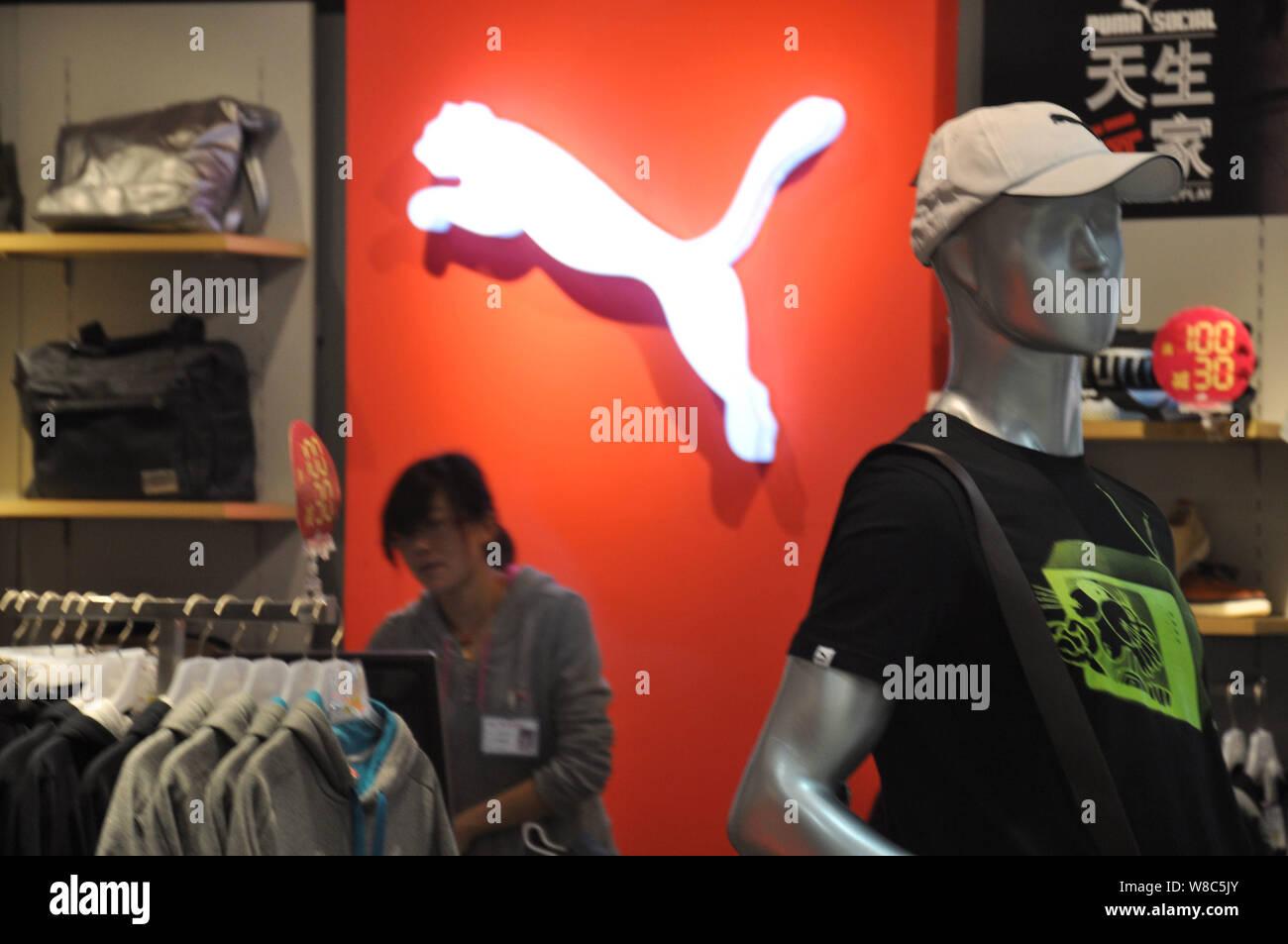 Puma Store Stockfotos & Puma Store Bilder Seite 2 Alamy