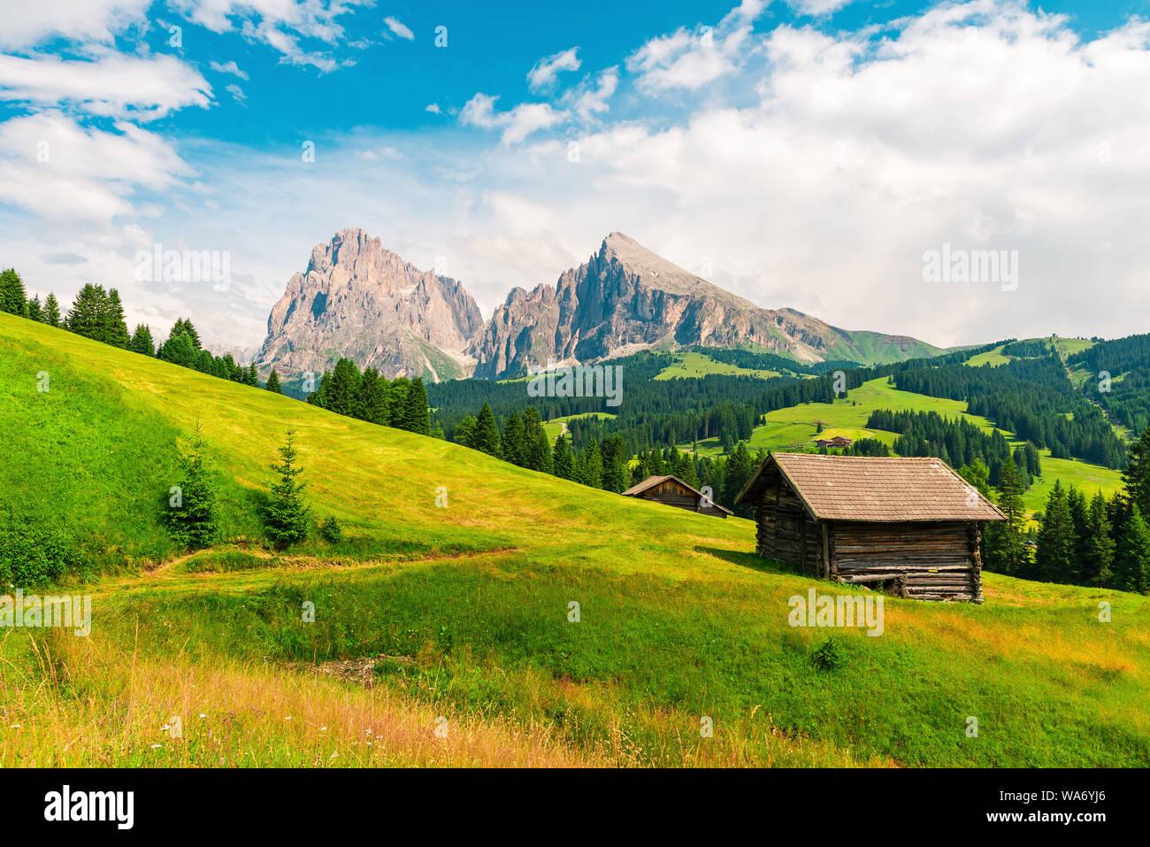 Italienisch Berg