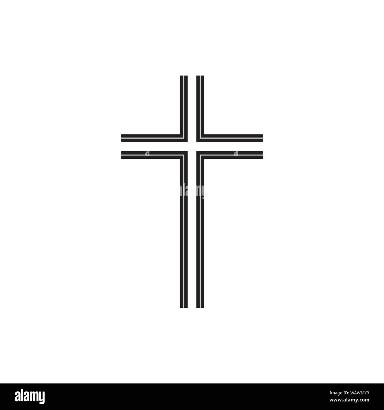 Mandalas Mit Christlichen Symbolen Das Kreuz