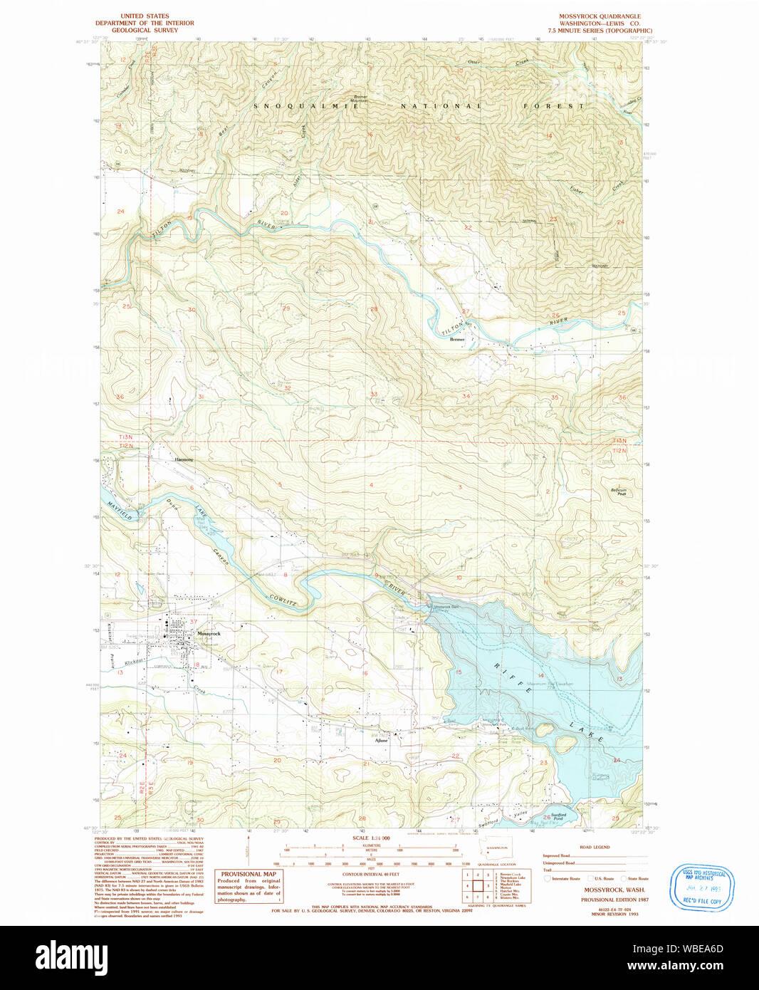 Sim Karte F303274r Usa.Washington Karte