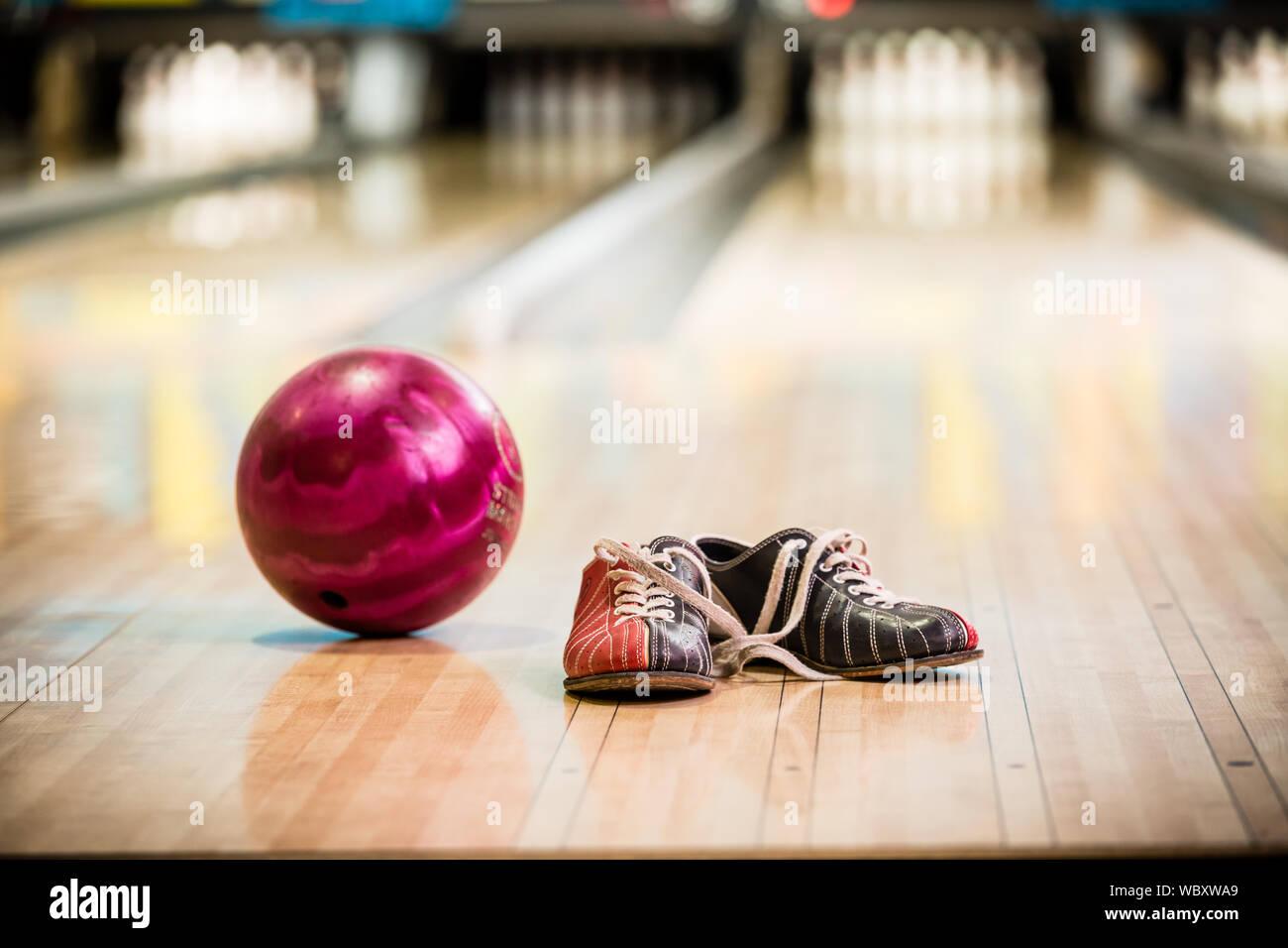 Suchergebnis auf für: Rot Schuhe Bowling
