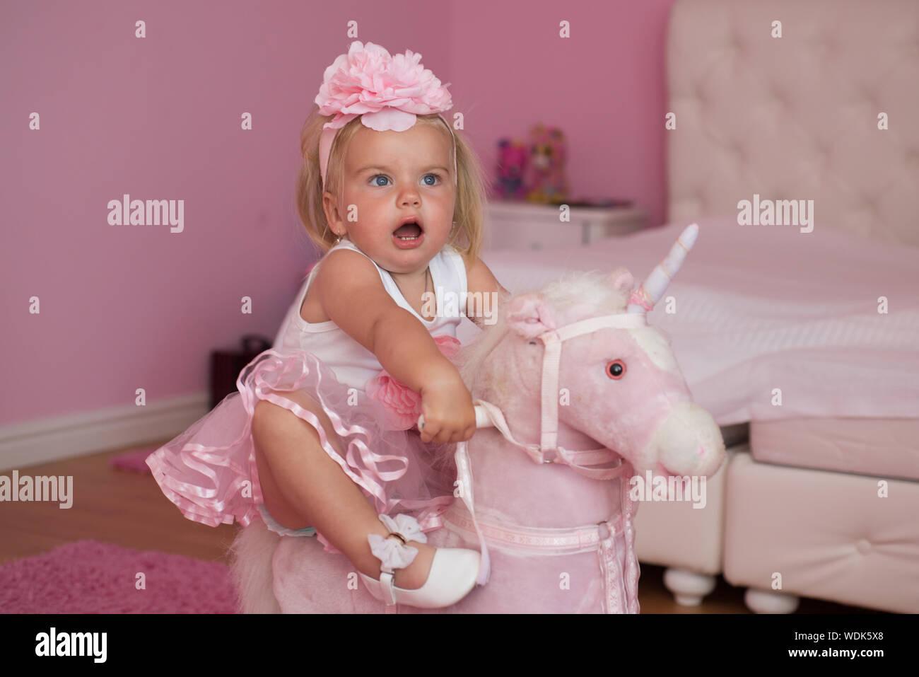 Auf Ihrem Weg Zu Dreamland Kleinkind Frisur Für Mädchen