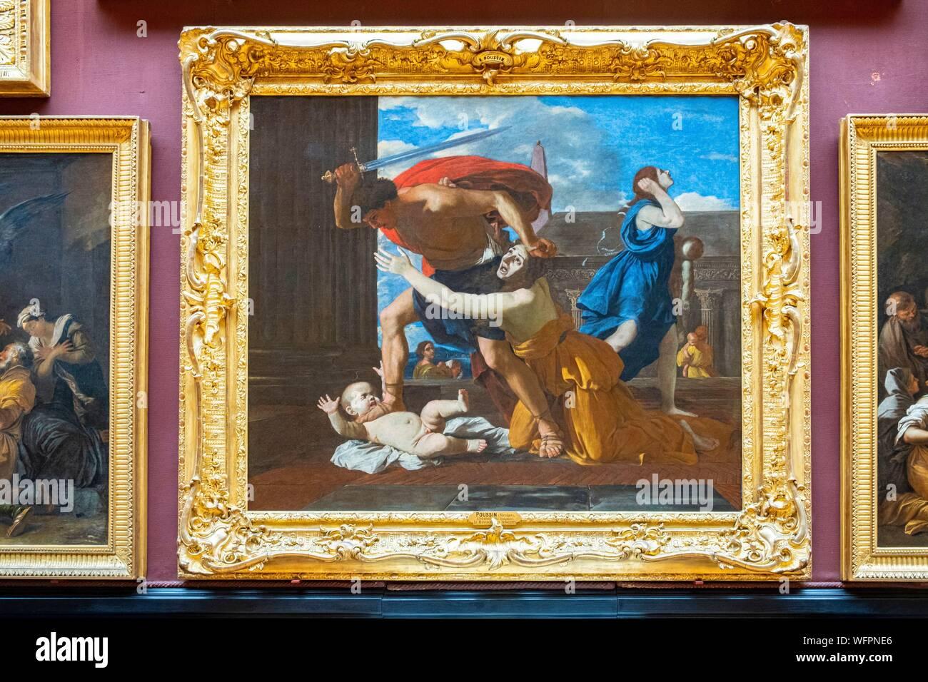 Mord An Der Malerei